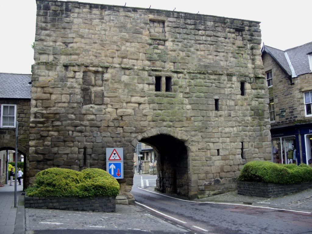 Alnwick - Alnwick Castle SDC12156