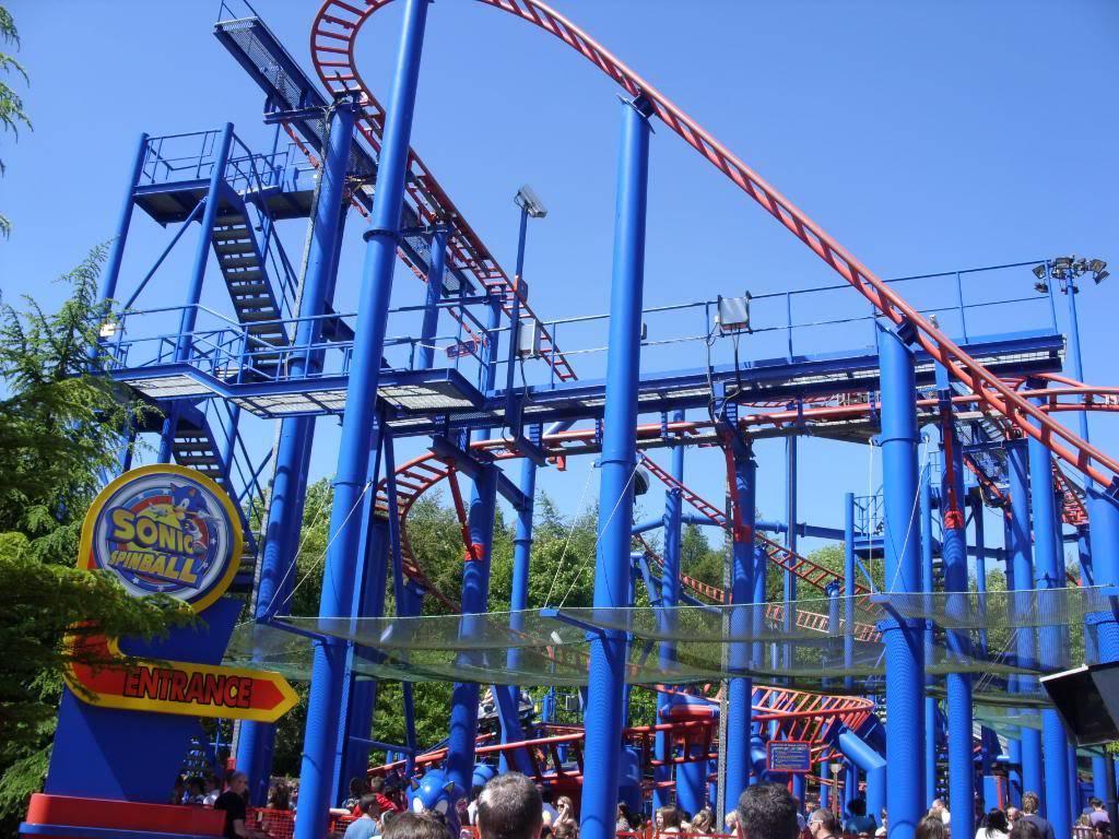 Alton Towers Theme Park Review SDC12052