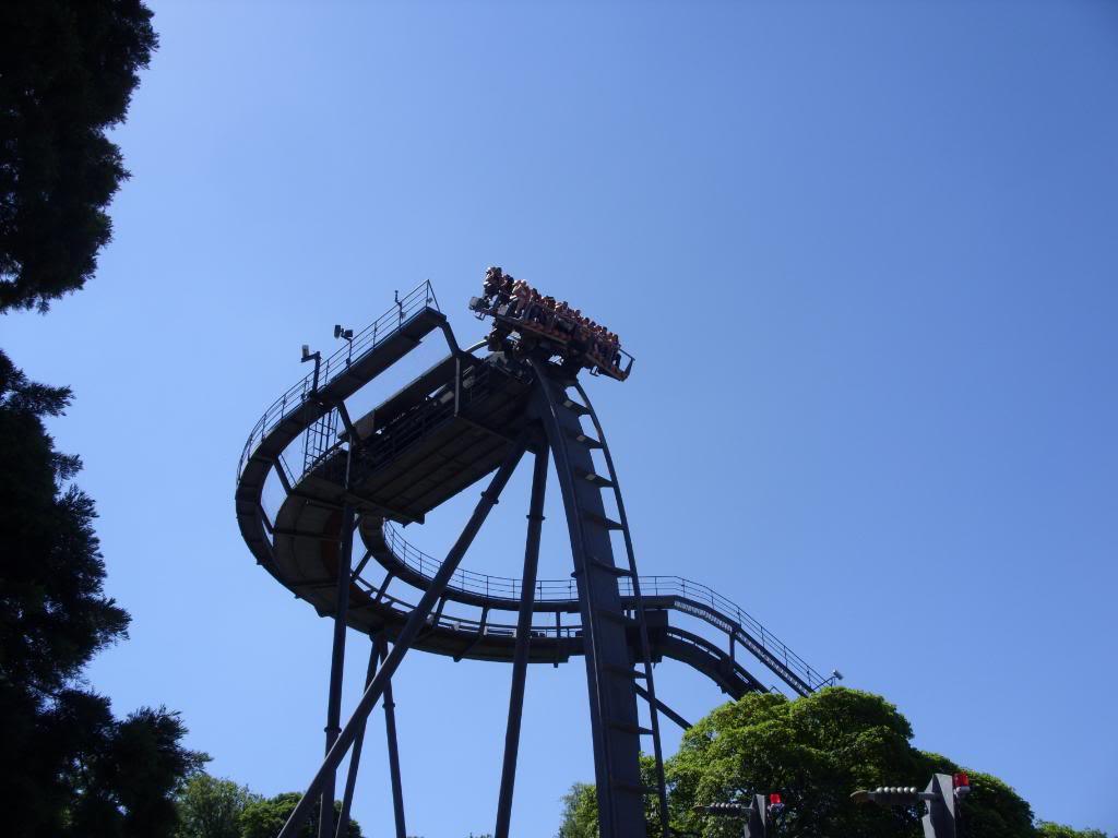 Alton Towers Theme Park Review SDC12057
