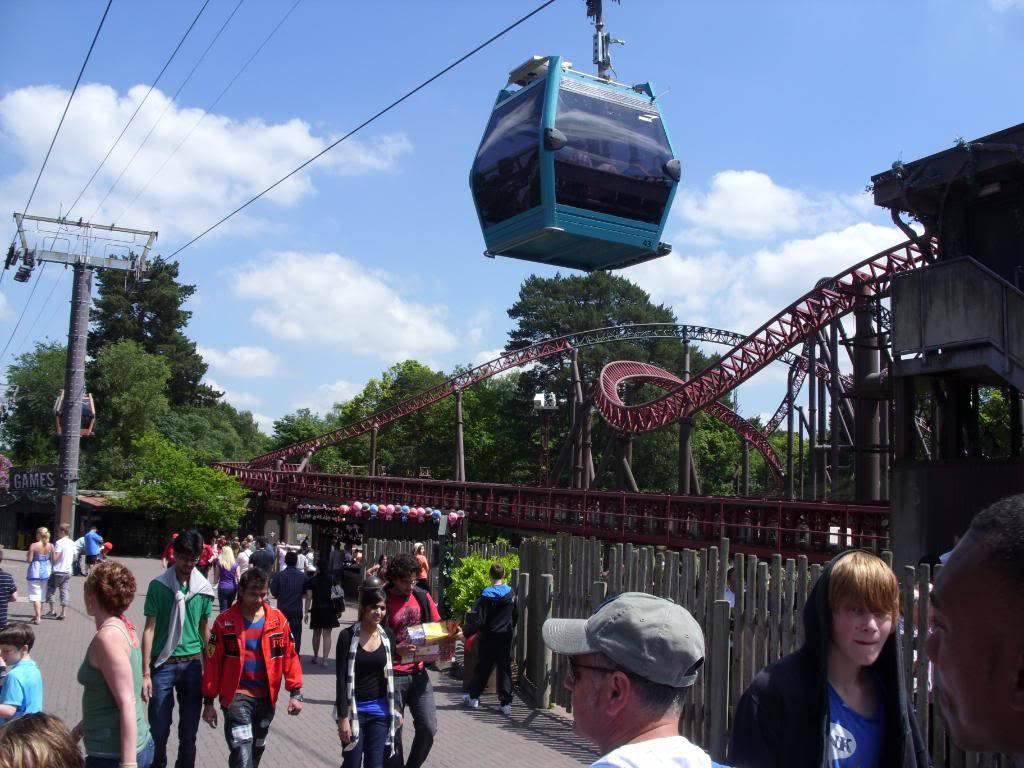 Alton Towers Theme Park Review SDC12088