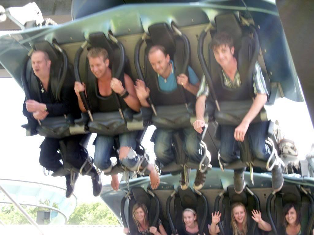 Alton Towers Theme Park Review SDC12115