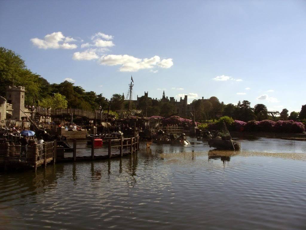 Alton Towers Theme Park Review SDC12124