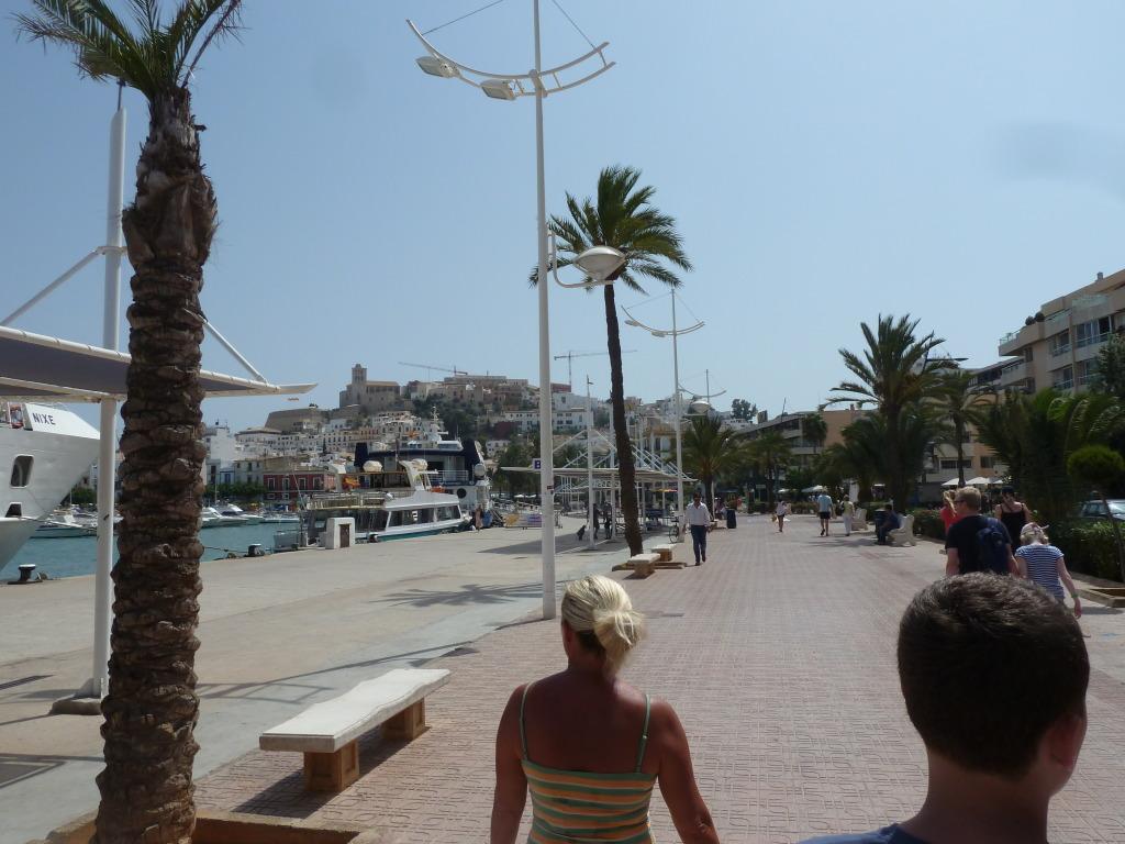 Balearic Islands, Ibiza, Ibiza Town P1120130