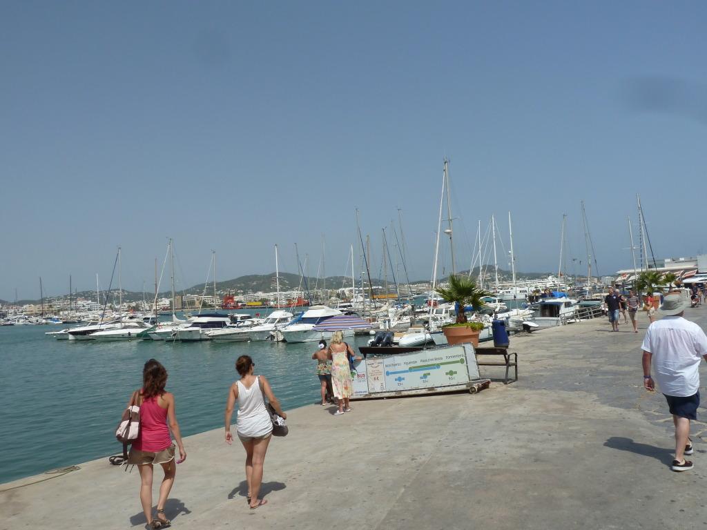 Balearic Islands, Ibiza, Ibiza Town P1120132