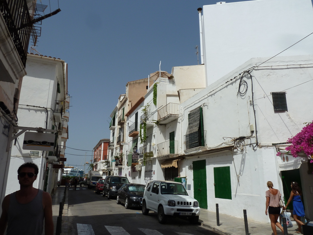 Balearic Islands, Ibiza, Ibiza Town P1120134