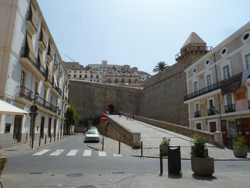 Balearic Islands, Ibiza, Ibiza Town P1120135