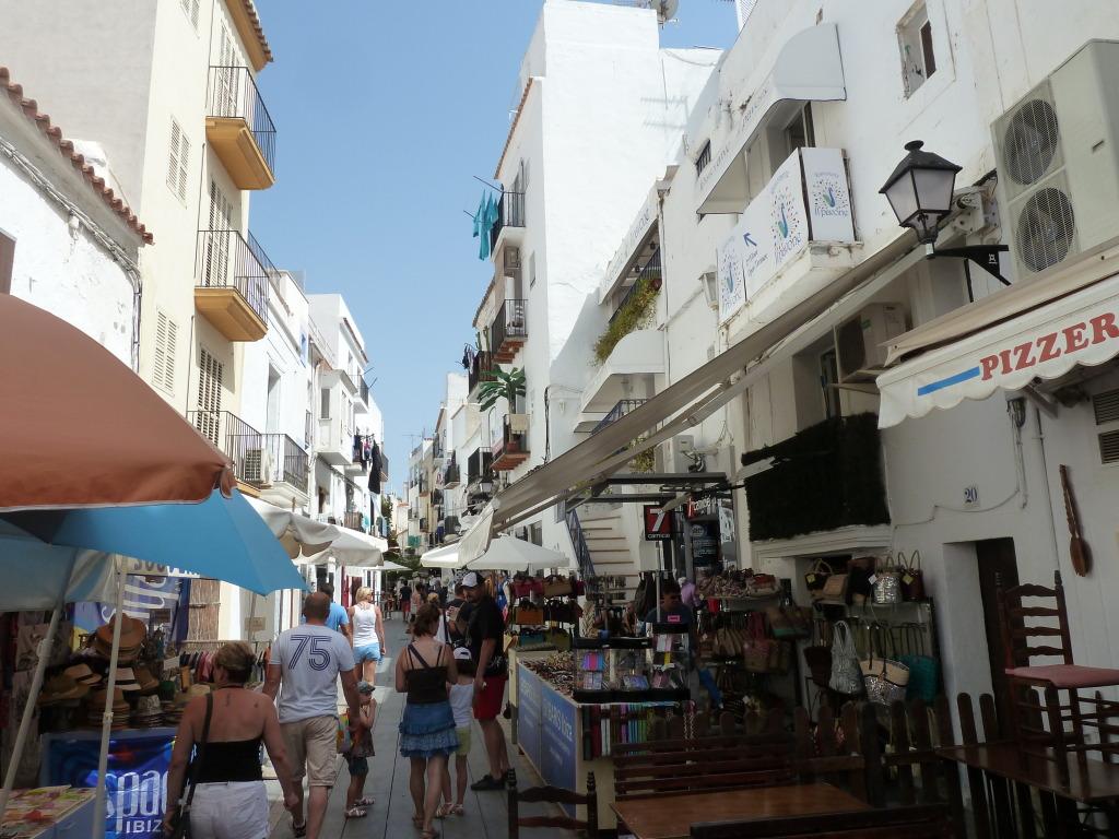 Balearic Islands, Ibiza, Ibiza Town P1120136