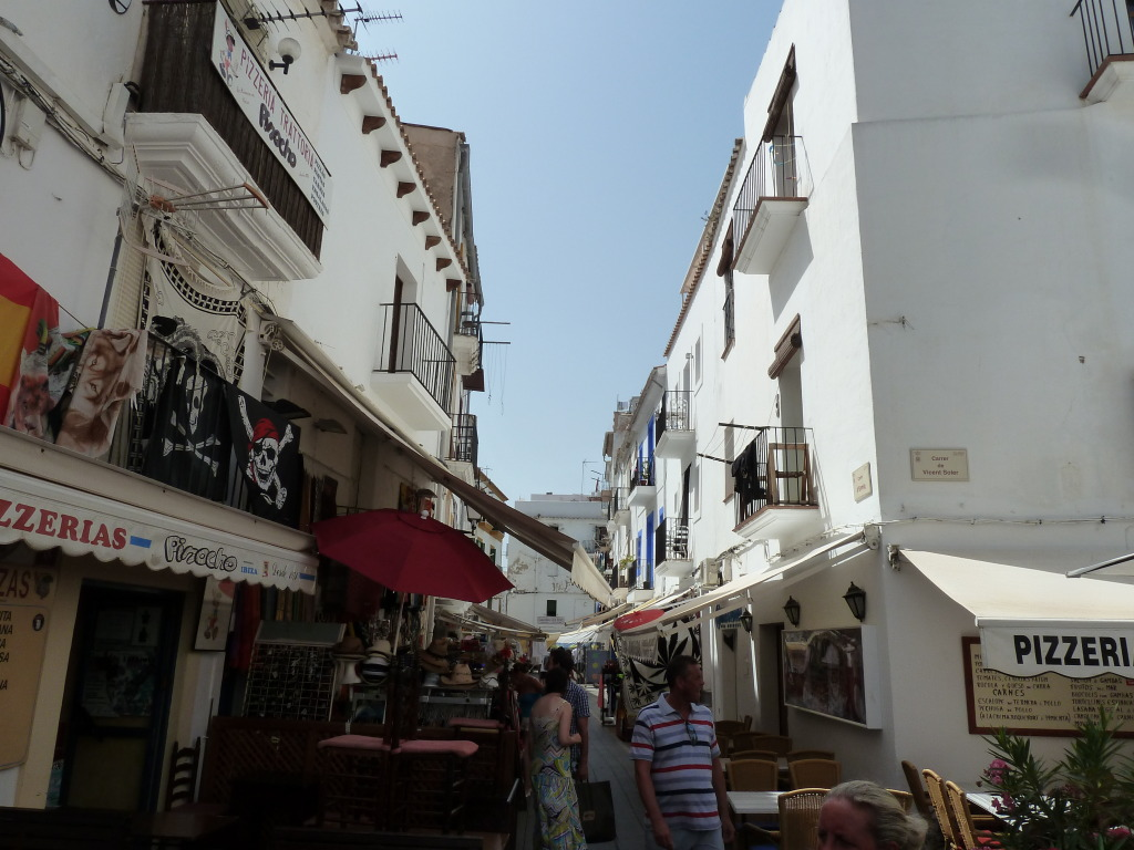 Balearic Islands, Ibiza, Ibiza Town P1120137