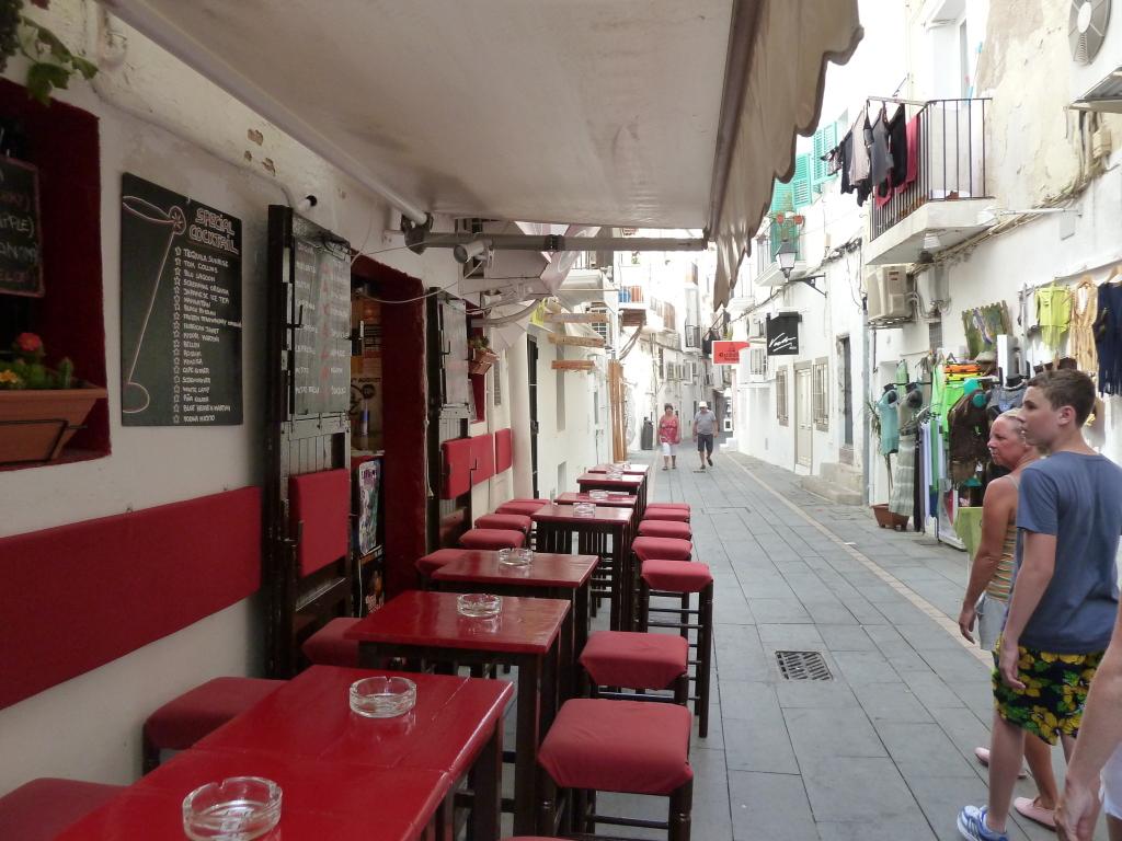 Balearic Islands, Ibiza, Ibiza Town P1120138-1