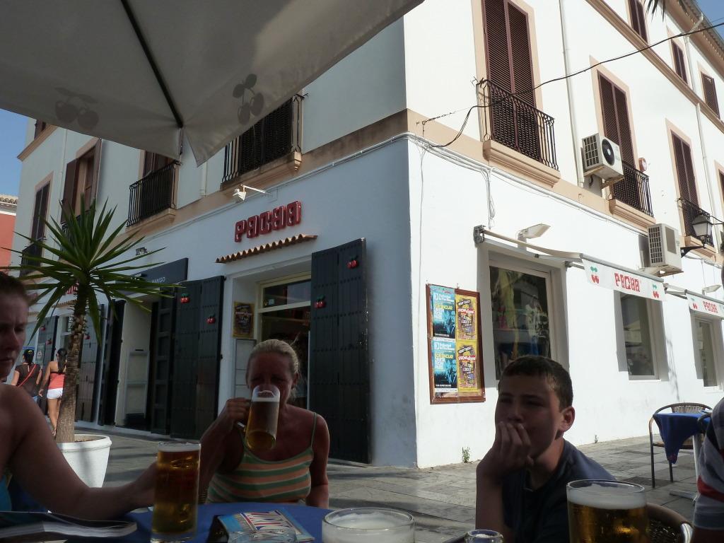Balearic Islands, Ibiza, Ibiza Town P1120144