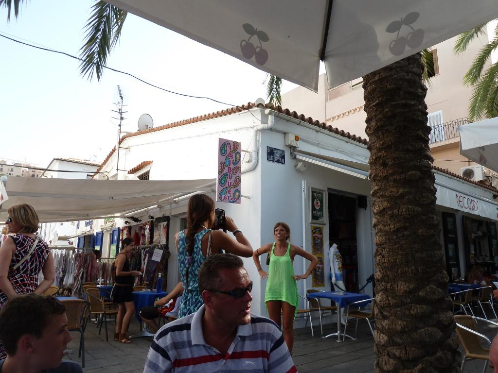 Balearic Islands, Ibiza, Ibiza Town P1120147