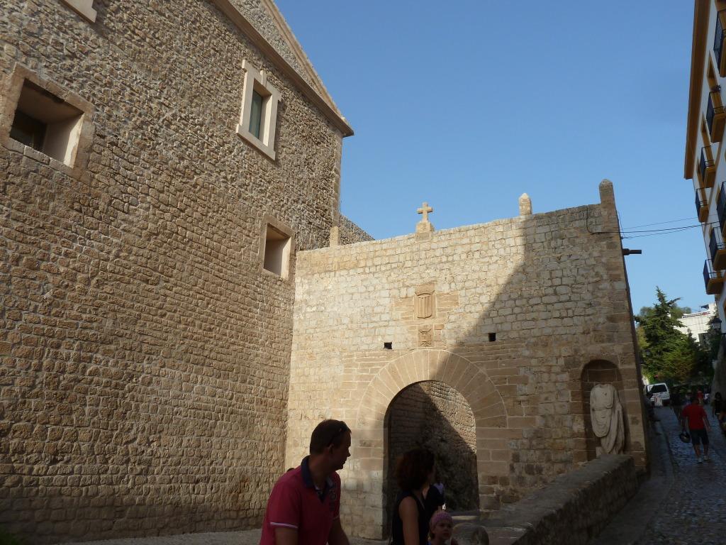 Balearic Islands, Ibiza, Ibiza Town P1120152