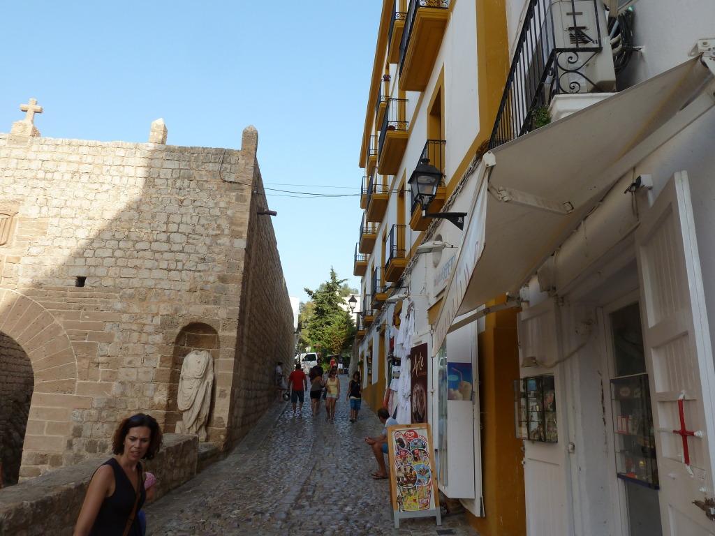 Balearic Islands, Ibiza, Ibiza Town P1120153