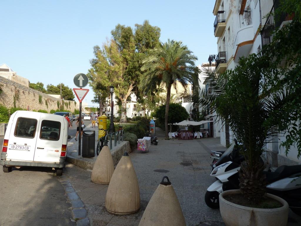 Balearic Islands, Ibiza, Ibiza Town P1120154