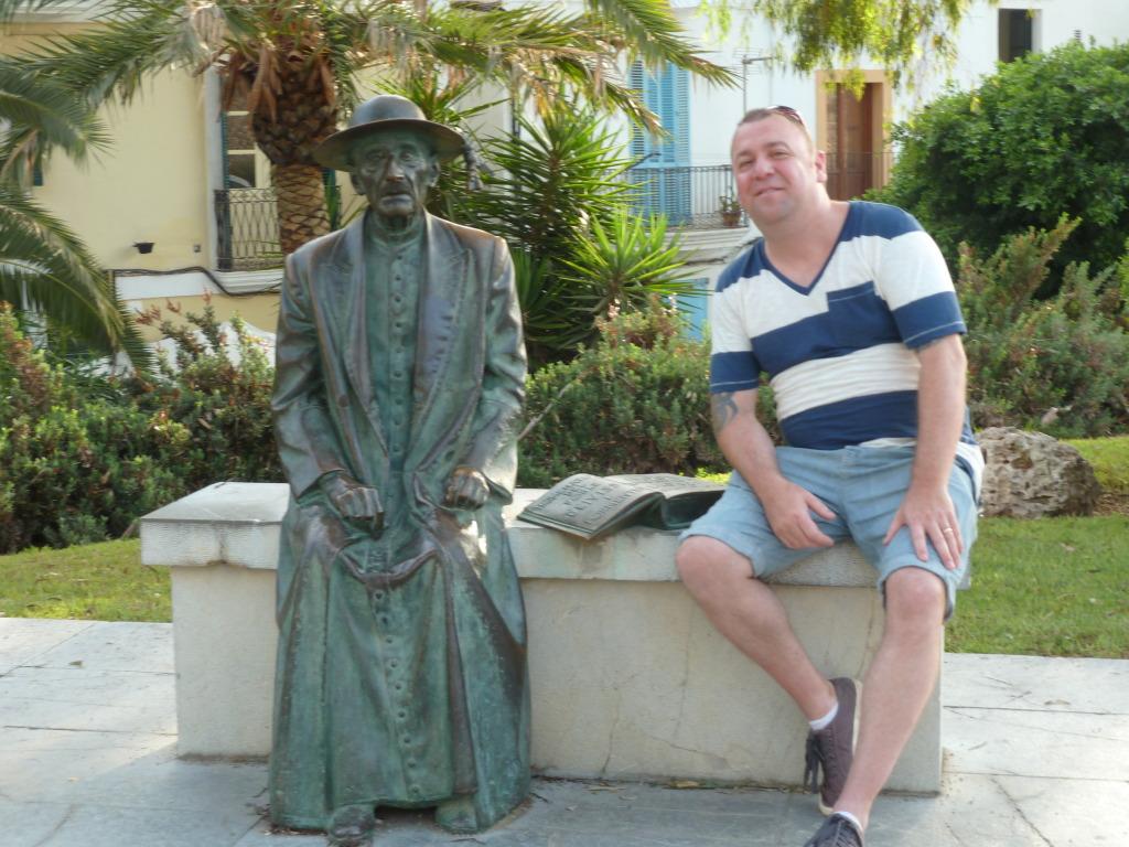 Balearic Islands, Ibiza, Ibiza Town P1120156