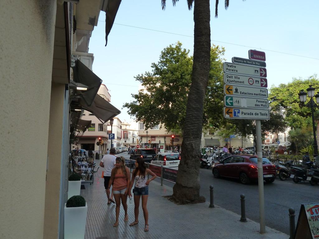Balearic Islands, Ibiza, Ibiza Town P1120172