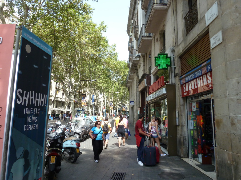 Spain, Barcelona P1120201