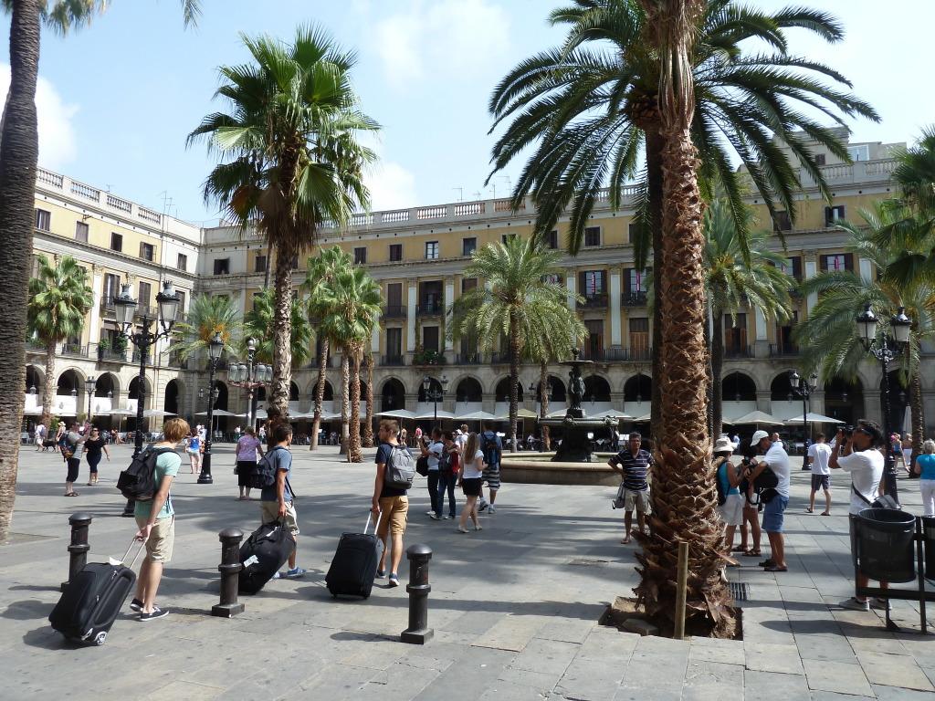 Spain, Barcelona P1120203