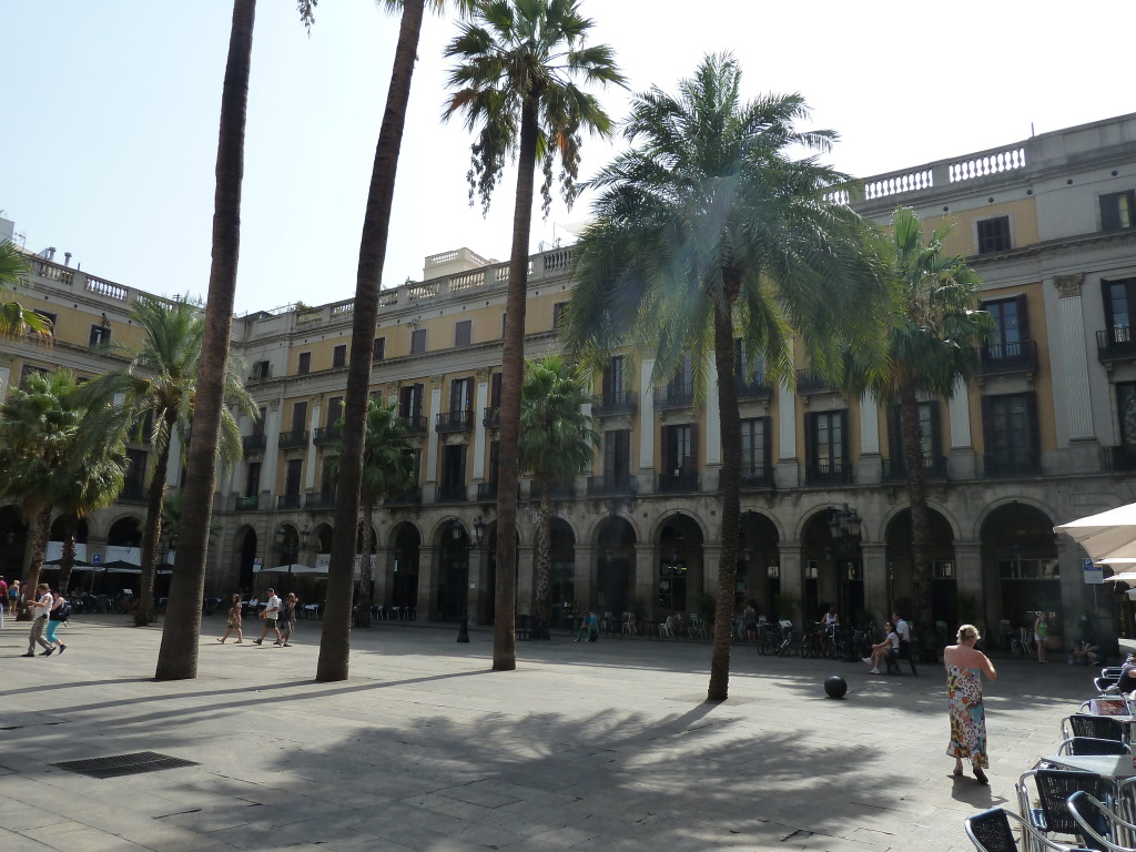 Spain, Barcelona P1120205