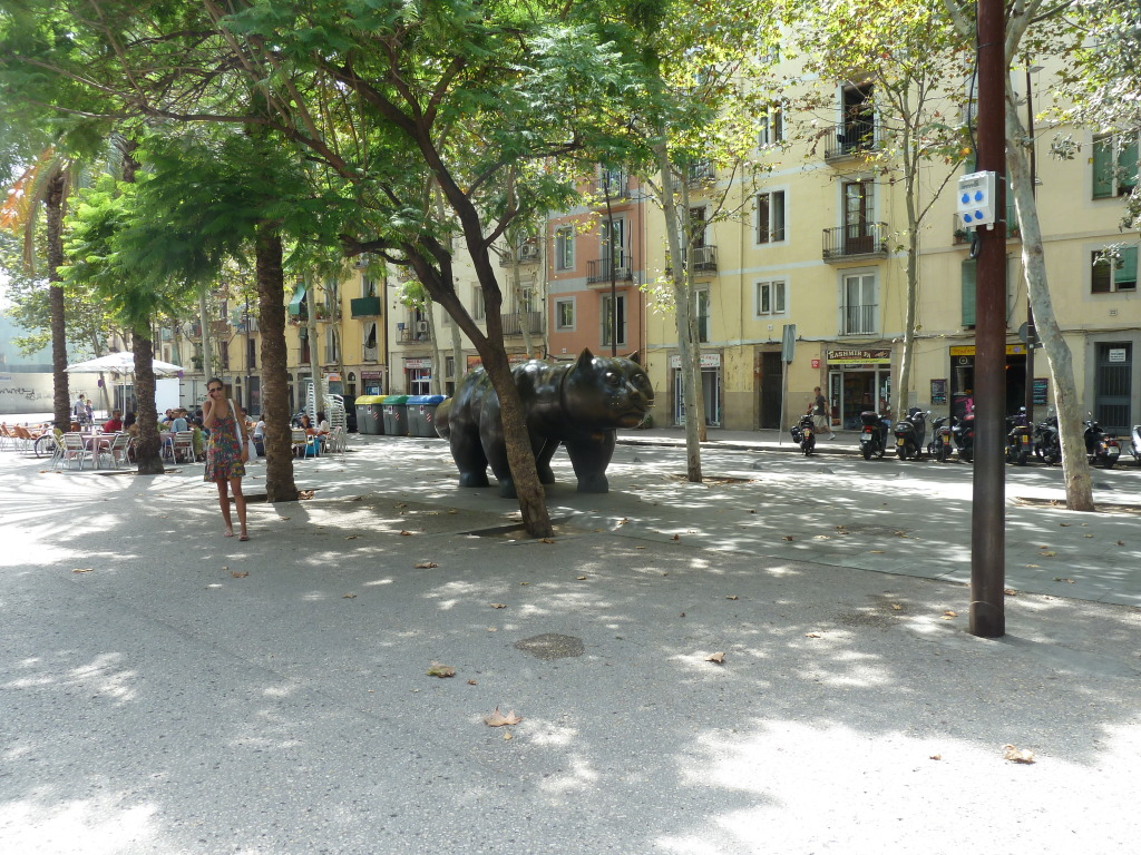 Spain, Barcelona P1120234
