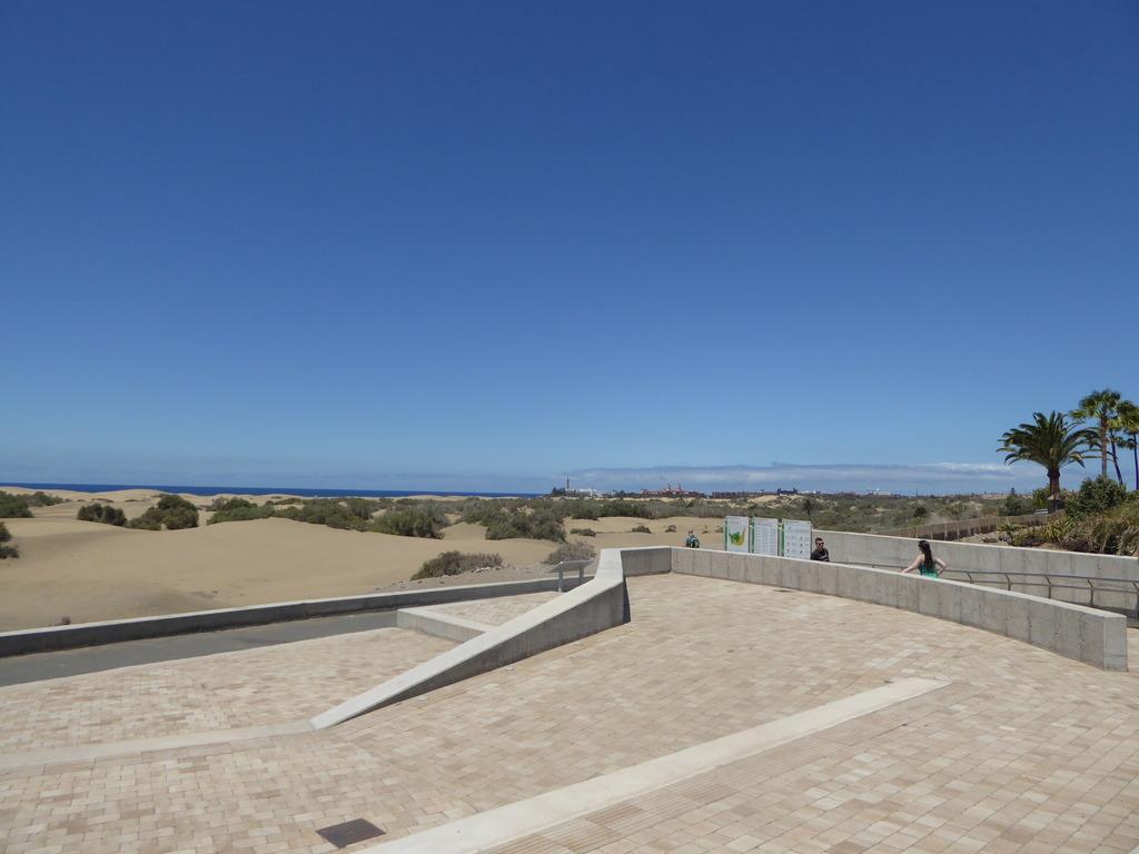 Canary Islands, Playa Del Ingles, Maspalomas  P1010034
