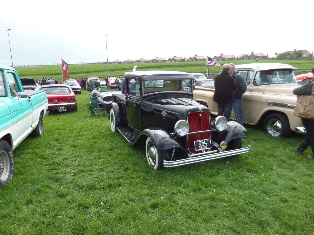 South Shields Gypsies Stadium custom car show 25/05/14 SAM_0293