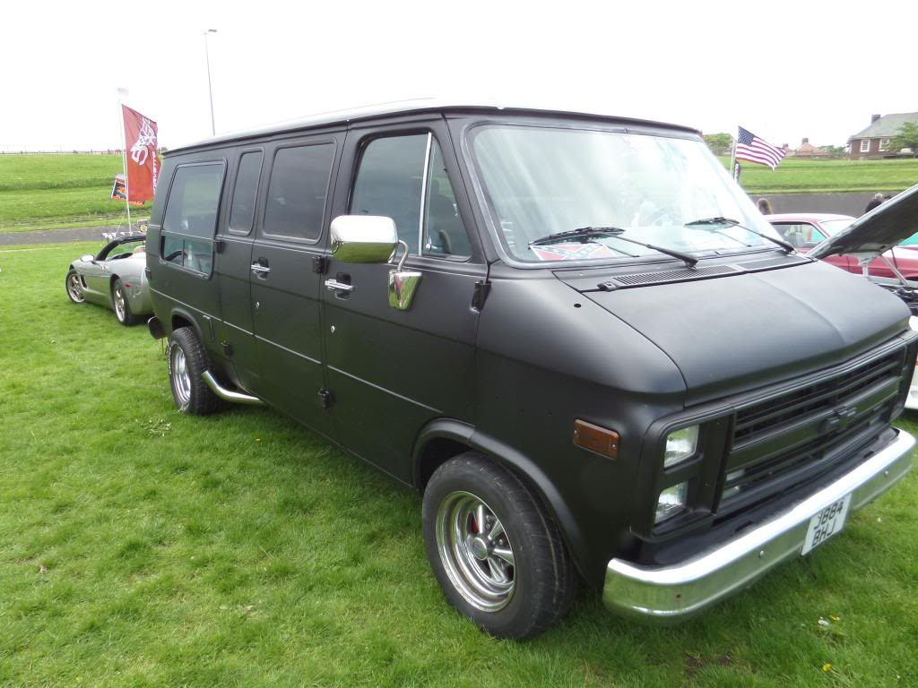 South Shields Gypsies Stadium custom car show 25/05/14 SAM_0326