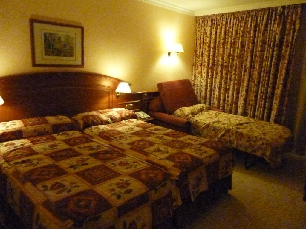 Canary Islands, Tenerife, Playa De las Americas, Hotel Vulcano P1090663