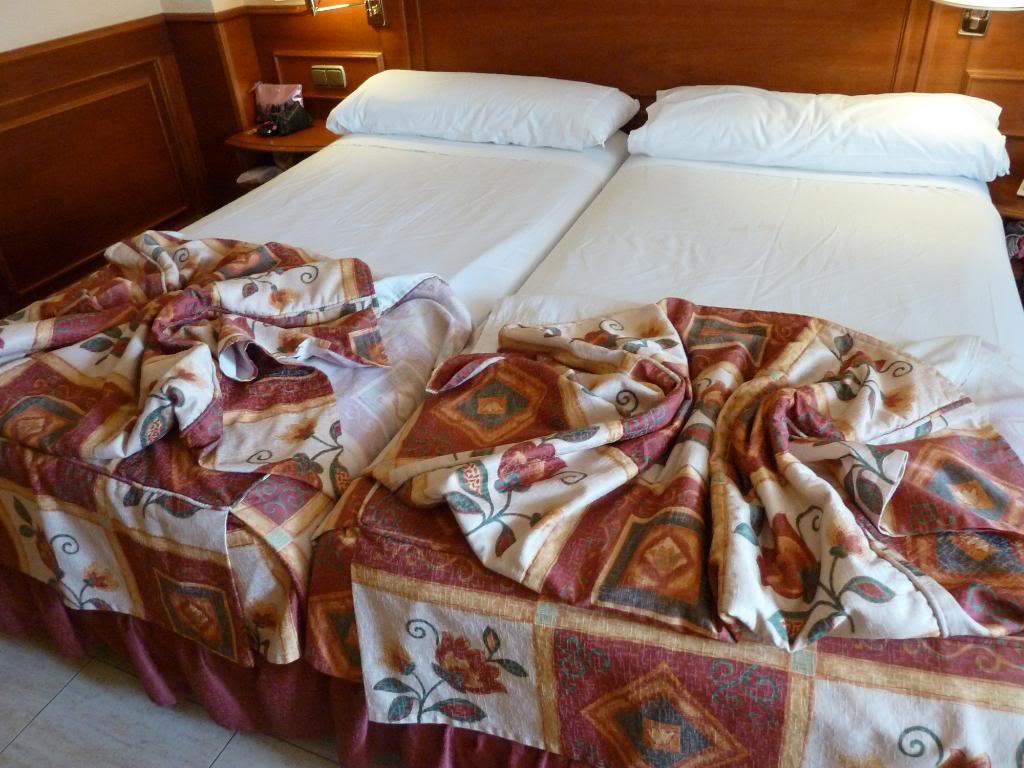 Canary Islands, Tenerife, Playa De las Americas, Hotel Vulcano P1090668