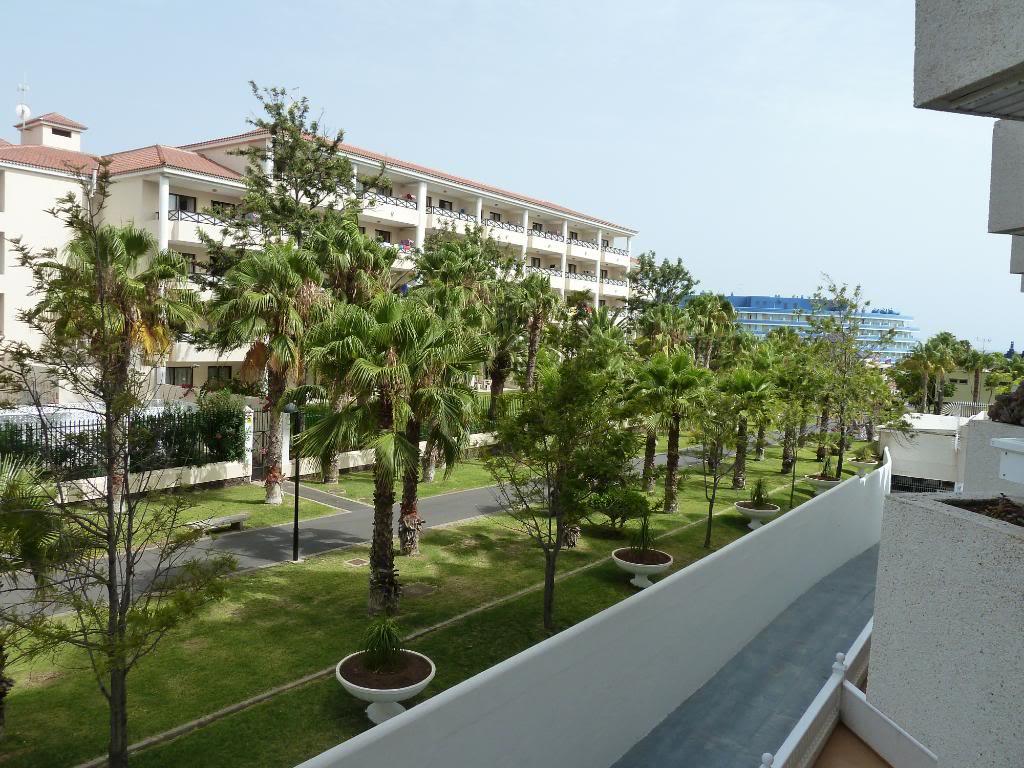 Canary Islands, Tenerife, Playa De las Americas, Hotel Vulcano P1090671