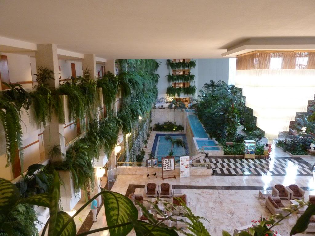 Canary Islands, Tenerife, Playa De las Americas, Hotel Vulcano P1090676