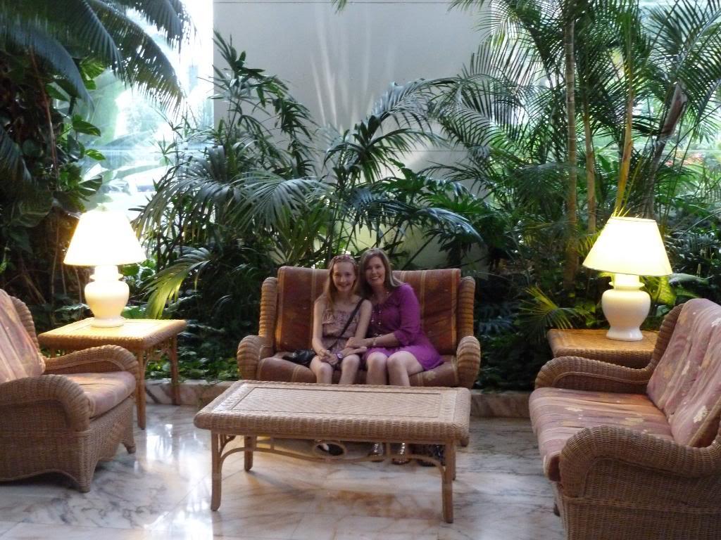 Canary Islands, Tenerife, Playa De las Americas, Hotel Vulcano P1090677