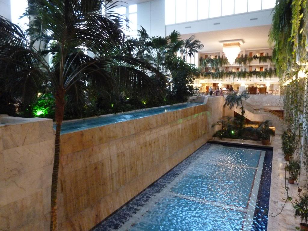 Canary Islands, Tenerife, Playa De las Americas, Hotel Vulcano P1090680