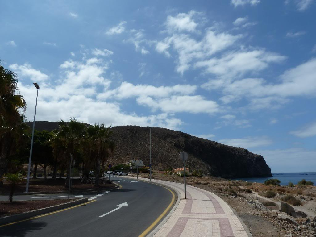 Canary Islands,Tenerife, A WALK THROUGH FROM LOS CRISTIANOS TO COSTA ADEJE P1090731