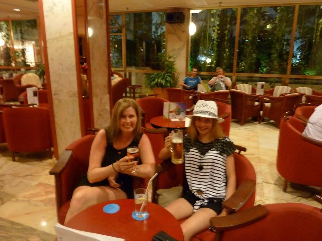 Canary Islands, Tenerife, Playa De las Americas, Hotel Vulcano P1090757