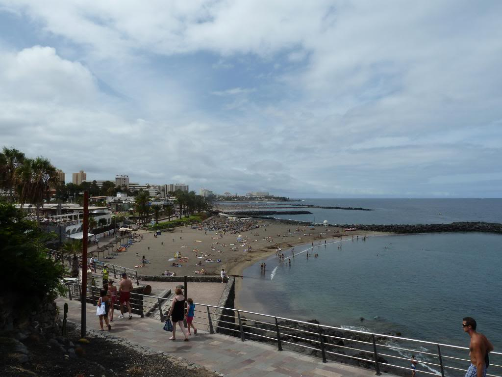 Canary Islands,Tenerife, A WALK THROUGH FROM LOS CRISTIANOS TO COSTA ADEJE P1090823