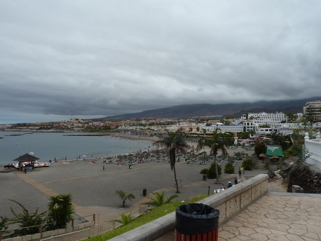 Canary Islands,Tenerife, A WALK THROUGH FROM LOS CRISTIANOS TO COSTA ADEJE P1090837