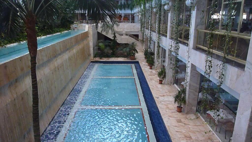 Canary Islands, Tenerife, Playa De las Americas, Hotel Vulcano P1100093