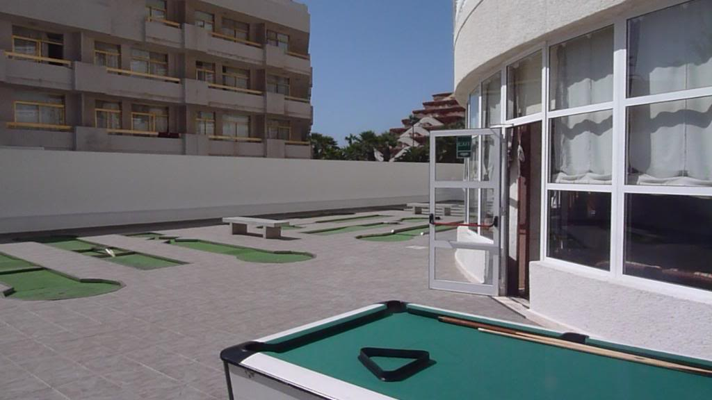 Canary Islands, Tenerife, Playa De las Americas, Hotel Vulcano P1100094