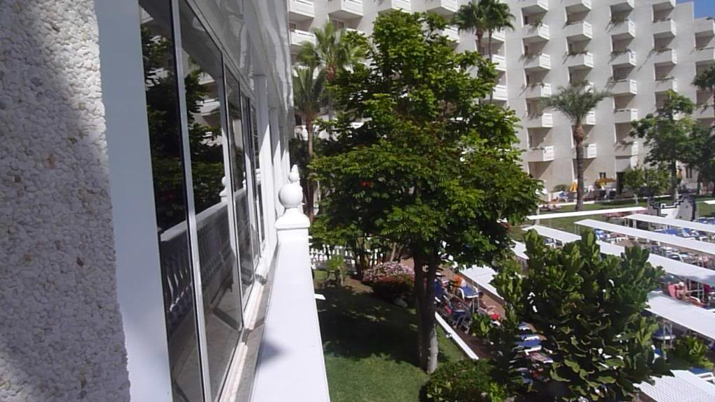 Canary Islands, Tenerife, Playa De las Americas, Hotel Vulcano P1100095