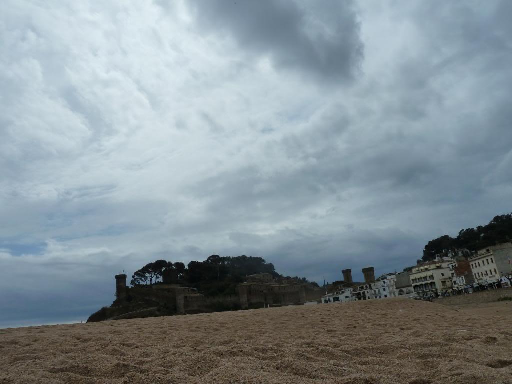 Spain, Costa Brava, Tossa De Mar P1110004