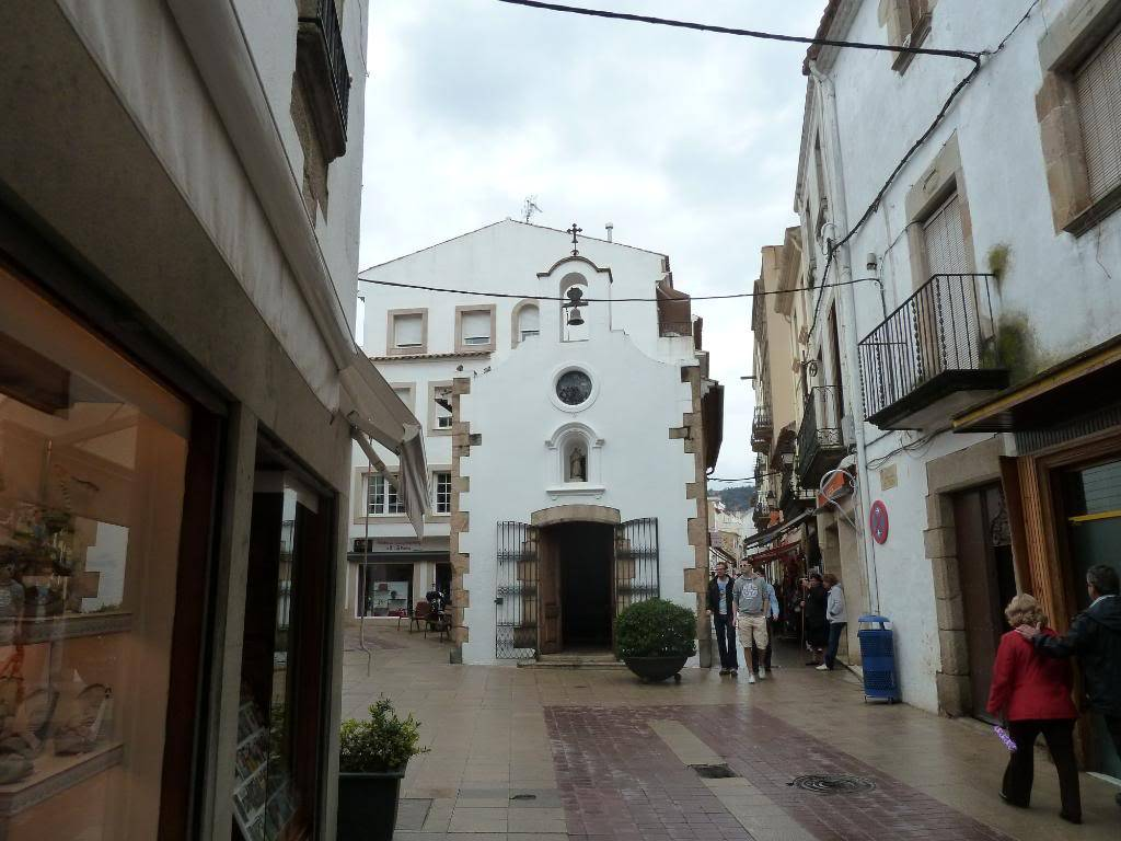 Spain, Costa Brava, Tossa De Mar P1110019