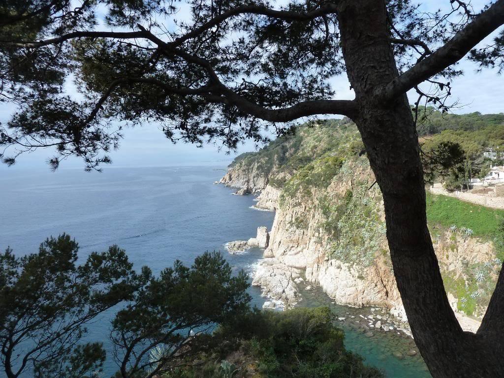 Spain, Costa Brava, Tossa De Mar P1110056
