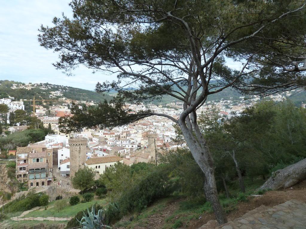 Spain, Costa Brava, Tossa De Mar P1110065