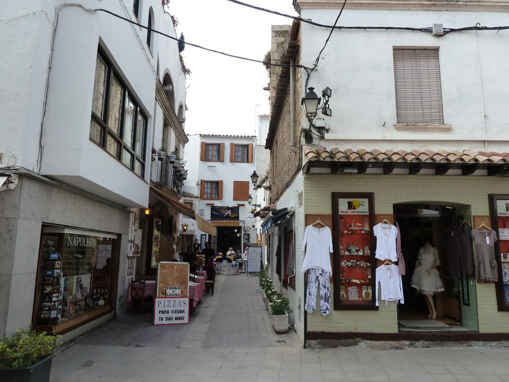 Spain, Costa Brava, Tossa De Mar P1110113