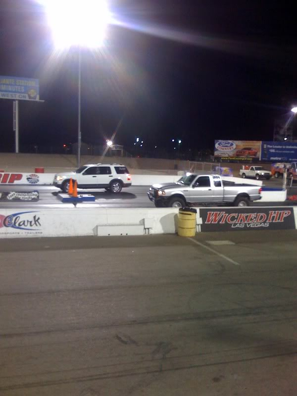 ran the 1/4 mile in my truck lol Photo2-3