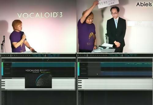 yamaha anuncia Vocaloid3 Vocaloid3presentacion