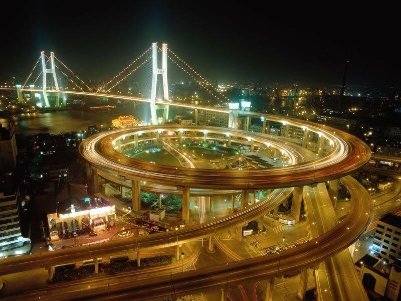 Worlds Highest Bridges. Japan
