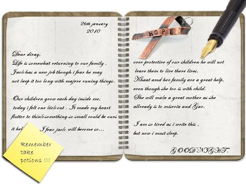 Jessica darkangel's diary JESSICADARKANGELSDIARY