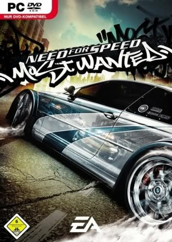 NEED FOR SPEED:  MOST WANTED NFSMW000